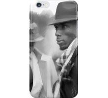 """gents"" iPhone Case/Skin"