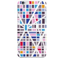 Color map iPhone Case/Skin