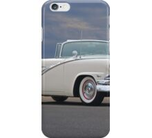 1956 Ford Skyliner Convertible iPhone Case/Skin