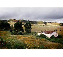 Alentejo Landscape Photographic Print