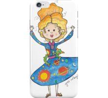 Mrs. Frizzle iPhone Case/Skin