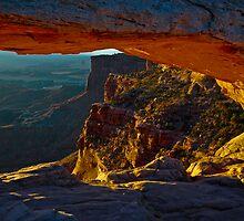 Mesa Arch by John Weakly