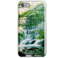 Mirror Lake Falls iPhone Case/Skin