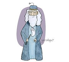 Albus Dumbledore by Bumble & Bristle