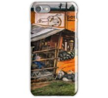 God Is Love Realty and Take Away iPhone Case/Skin