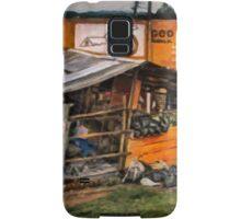 God Is Love Realty and Take Away Samsung Galaxy Case/Skin