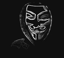 Anonymous vendetta Unisex T-Shirt