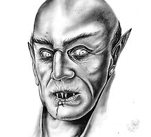 Nosferatu by Martin Lynch-Smith
