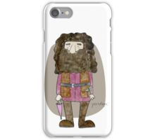 Hagrid iPhone Case/Skin