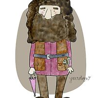 Hagrid by Bumble & Bristle