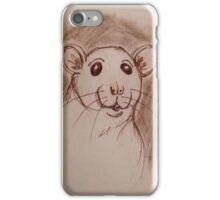 Rat-tastic! iPhone Case/Skin