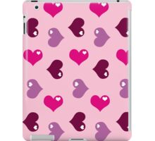 Love me always iPad Case/Skin