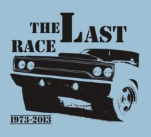 The Last Race T-Shirt