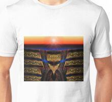 SunrisE Splits Unisex T-Shirt