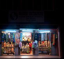 shop keeper as theatre by aspenrock