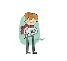 Ron Weasley by Bumble & Bristle