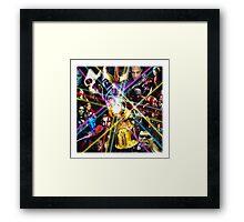 Avengers Infinity War Framed Print