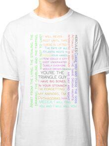 Atlantis BBC Quotes Classic T-Shirt