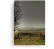Autumns Pasture Canvas Print