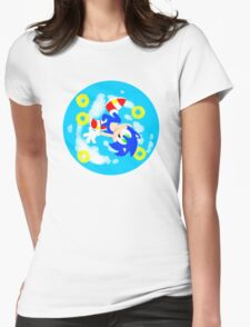 Reach for the stars! Womens Fitted T-Shirt