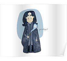 Severus Snape Poster