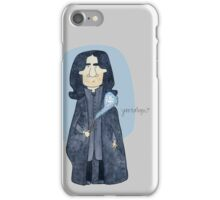 Severus Snape iPhone Case/Skin