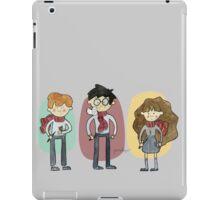 Harry Potter Trio iPad Case/Skin