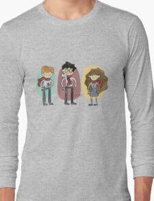 Harry Potter Trio Long Sleeve T-Shirt