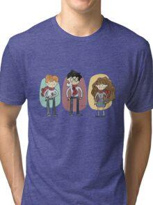 Harry Potter Trio Tri-blend T-Shirt