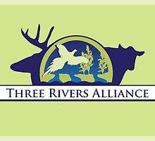 Three Rivers Alliance - Logo by Brittnie Ayres
