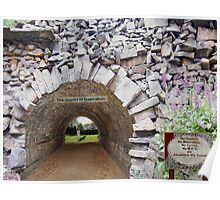 The Tunnel of Inspiration. Poster