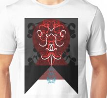 Psychedelic Alice 3 Unisex T-Shirt