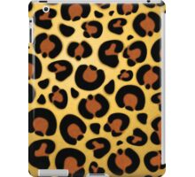 Jaguar Fur Pattern iPad Case/Skin
