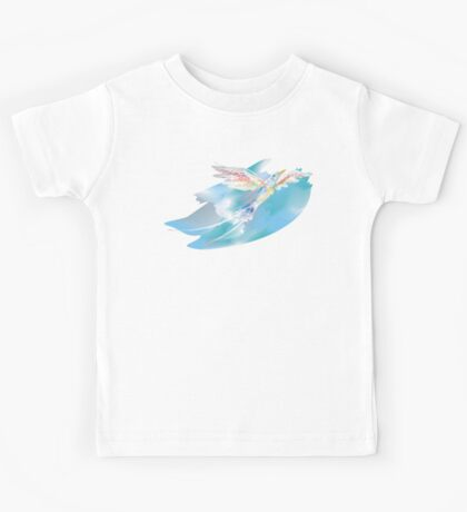Blue Bird of Happiness Kids Tee
