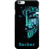 hacker iPhone Case/Skin