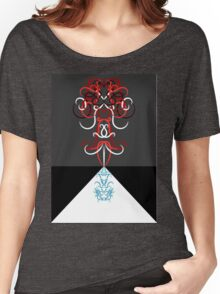 Psychedelic Alice 4 Women's Relaxed Fit T-Shirt