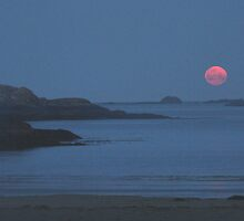 Moon over Tofino by LAmBChOp