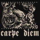 Carpe Diem Grotesque Griffin by Zehda