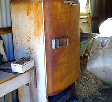 Shearing shed fridge by SDJ1