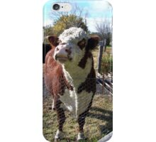 Boris the Bull iPhone Case/Skin