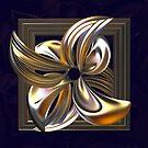 Gilded Lily by Kinnally