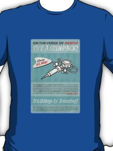Fallout - Try a Stimpack! T-Shirt