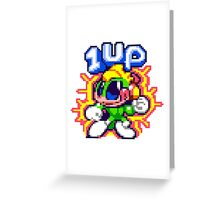 Super Tempo Greeting Card