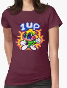 Super Tempo Womens Fitted T-Shirt