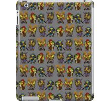 Chibi turtles iPad Case/Skin