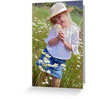 Wild Child Greeting Card