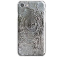 Holly Trunk Rings iPhone Case/Skin