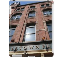 Pub in Seattle, Washington iPad Case/Skin