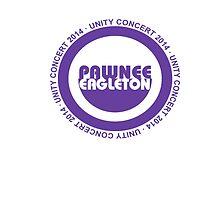 Pawnee Unity Concert 2014 by dibbledabbles