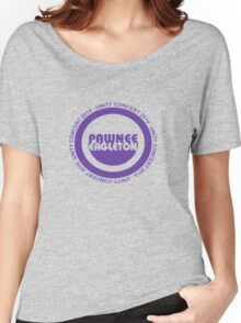 Pawnee Unity Concert 2014 Women's Relaxed Fit T-Shirt